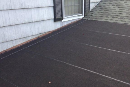 Flat Roof Replacement Chappaqua Ny J Salvatore Amp Sons