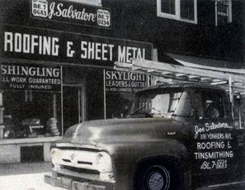 J. Salavtore Roofing Shop and Track
