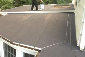 Flat Roof Repair - Chappaqua NY