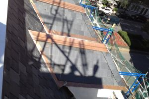 Slate Roof Replacement – Park Ave & 85th Street – New York City