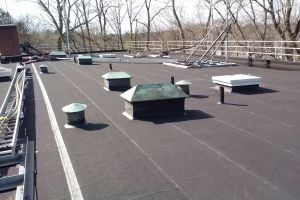 New Firestone SBS Roof - White Plains NY
