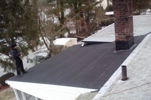 New Roof Installation - Yonkers NY