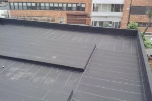 New Flat Roof in Mt Vernon NY